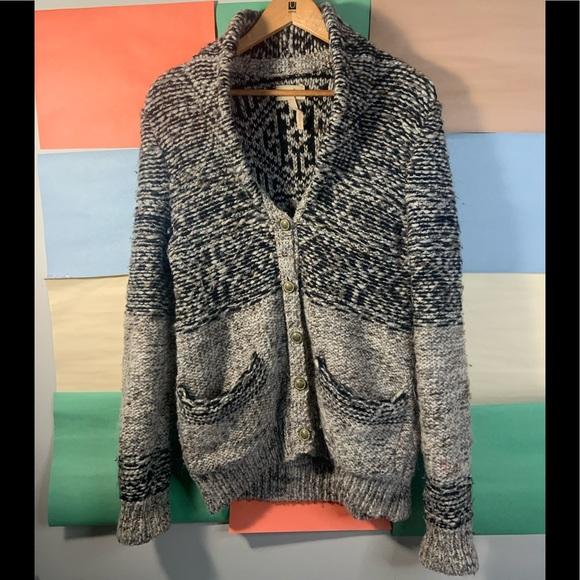 Aritzia Wilfred Free Knit Cardigan size M
